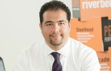 Taj ElKhayat, Managing Director, Middle East, Turkey, North, West, and Central Africa, Riverbed Technology