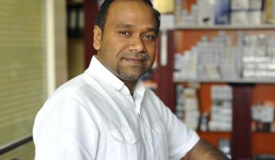 Nazeer C. P, Managing Director, Buraida Computers