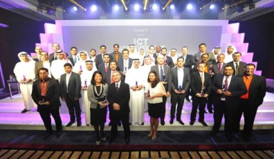ICT Awars 2014 group pic
