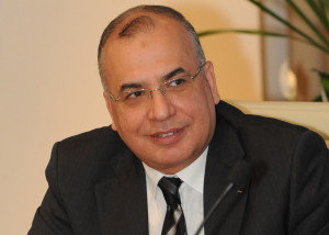 Mohammed Amin, Senior Vice President and Regional Manager, Turkey, Eastern Europe, Africa, and Middle East, EMC2