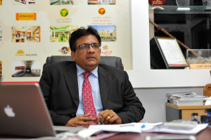 Vignesh S. Unadkat, Director, IT and Promotions, Thumbay Group
