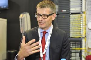 Michel Riva, CEO, R&M