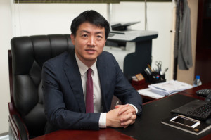 Dong Wu, President, Huawei Middle East Enterprise Business Unit