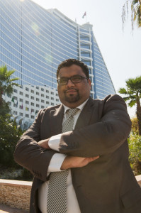 Neil Menezes, Vice President, Information Technology Operations, Jumeirah Group