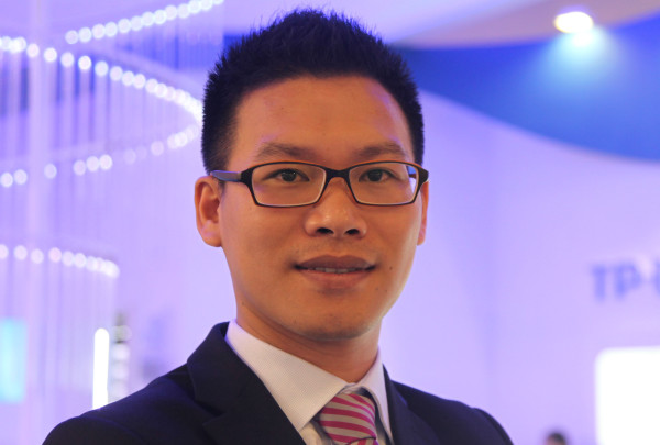 Denny Liang, General Manager, TP-LINK Middle East