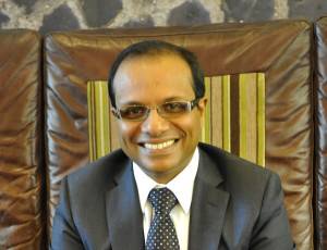 Faizal Eledath, Chief Information Officer, National Bank of Oman