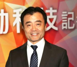 Gordon Yang, President, Zyxel