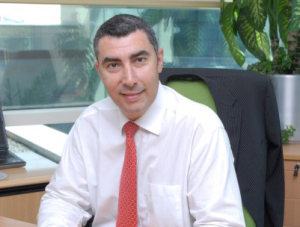 Thierry Chamayou, Vice President, IT Business, Middle East and Africa