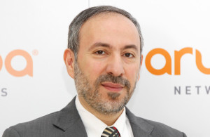 Osama AlHaj-Eisa, Channel Director, Middle East & Turkey, Aruba Networks
