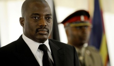 Democratic Republic of Congo President Joseph Kabila