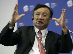 Huawei President and Founder Ren Zhengfei