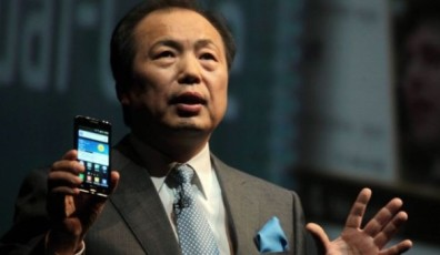 Shin Jong-kyun, Head, Mobile Division, Samsung Electronics