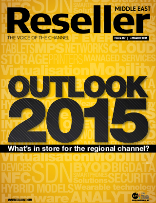 Reseller ME January 2015 Issue