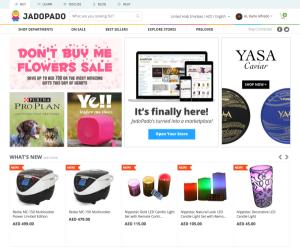 JadoPado Homepage