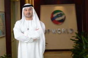 ousif Almutawa, CIO, DP World