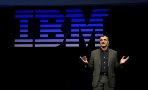 Marc Dupaquier, General Manager, IBM Global Business Partners