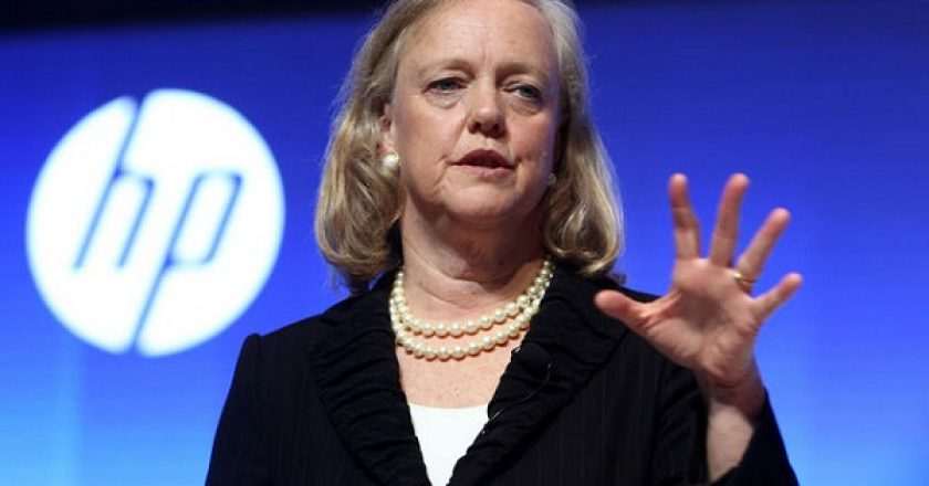 HPE CEO Meg Whitman has announced that she will not be taking over as Uber CEO