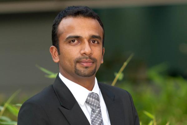 Pradeesh VS, General Manager, ESET Middle East