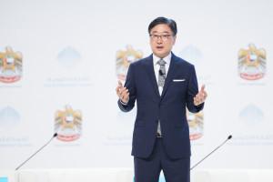 Samsung Electronics CEO Boo Keun Yoon