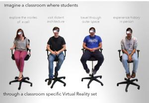 VRMotion of the New York University Abu Dhabi