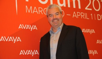 Jean Turgeon, Vice President for Worldwide Networking Sales, and Chief Technologist, Software Defined Architecture (SDA), Avaya