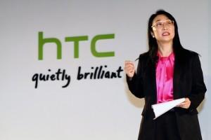 Cher Wang, CEO, HTC