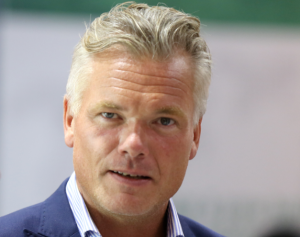 Joachim Hagström, CEO, Crayon Middle East