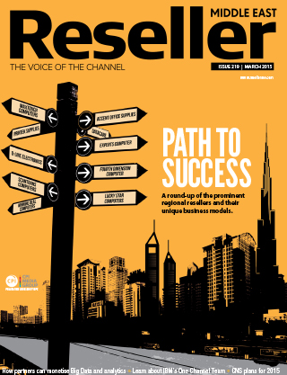 Reseller ME March 2015 Issue