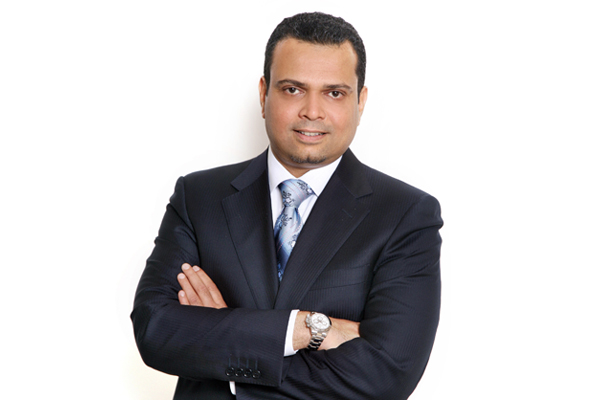Mohammed Areff, Avaya's managing director for the GCC, Levant, Iraq and Pakistan