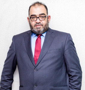 Amjad Fathi Al-Omar, General Manager, Sariya IT