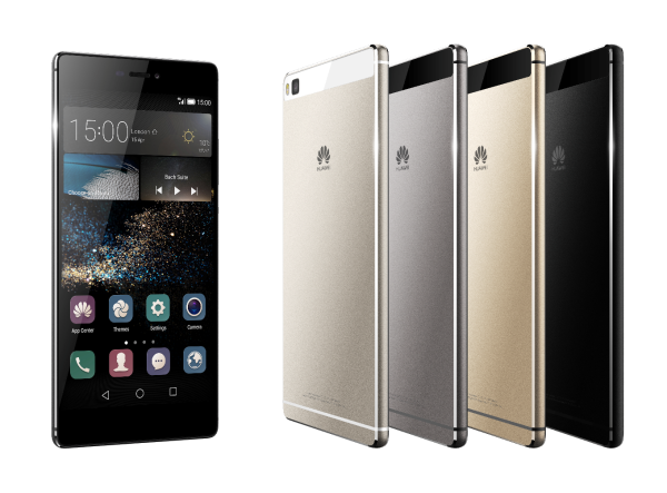 Huawei P8 and P8 Max