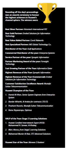 Huawei_awards