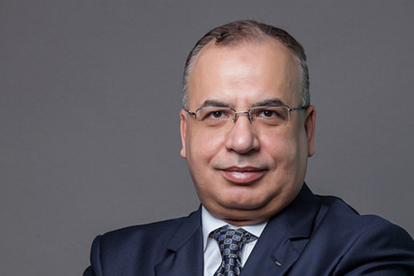 Mohammed Amin, SVP,  Turkey, Eastern Europe, Africa and Middle East, EMC