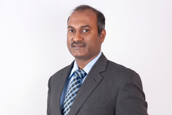 Nirmal Kumar Manoharan, Regional Director (Sales-Middle East) at ManageEngine