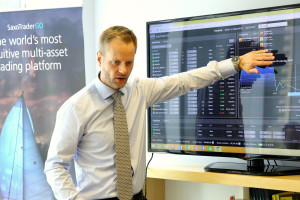 Christian Hammer SVP  Head of Platforms Saxo Bank