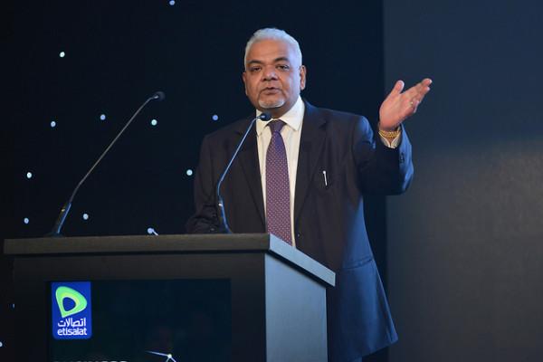 Govind Rao at the awards