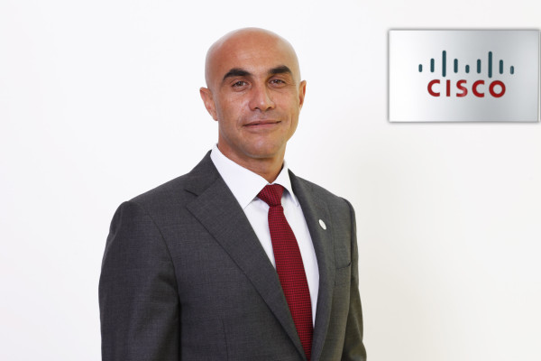 Rabih Dabboussi, General Manager, Cisco UAE - 1