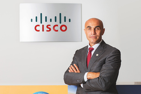 Rabih Dabboussi, General Manager, Cisco UAE