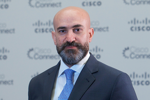 Shukri Eid, Director-MEAR and CIS, Cisco Consulting Services