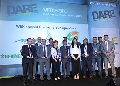 VMware awards