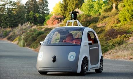driverless google