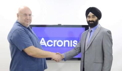 Acronis Al Hosani