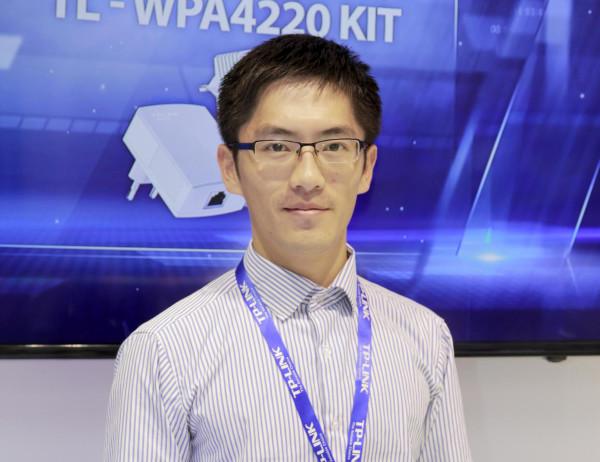 Roger Gong TP Link