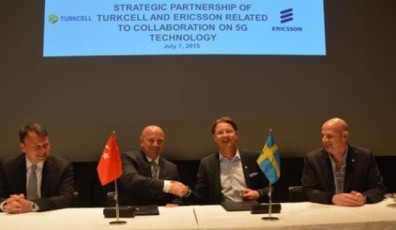 Strategic partnership of Turkcell and Ericsson Image 1