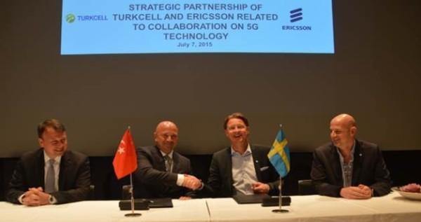 Strategic partnership of Turkcell and Ericsson Image 1