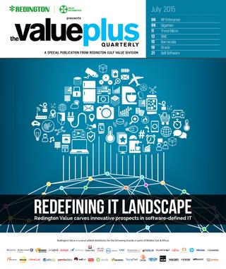 Redington Value Plus July 2015