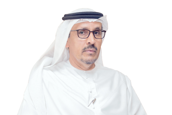 H.E Expert / Tanish Eid Al Mansouri, Director General, Dubai Courts