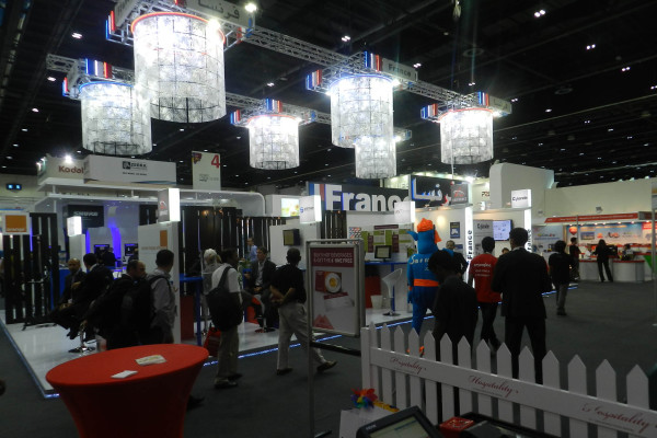 French Pavilion at the Gitex