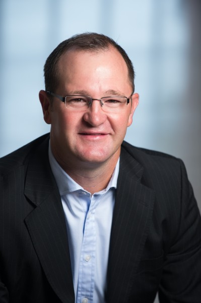 Grant Bodley - CEO, Dimension Data Middle East and Africa