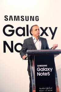 Hayssam Yassine, Head of the IM Division, Samsung Gulf Electronics